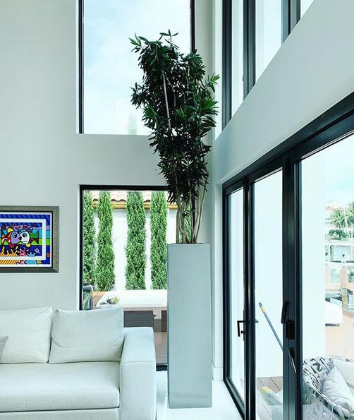 Modern Planter Design