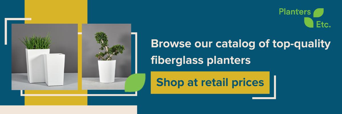 Shop Fiberglass Planters