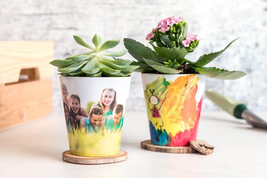 Photo pots
