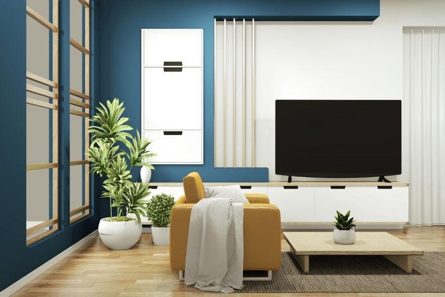 Modern Scandinavian Living Room