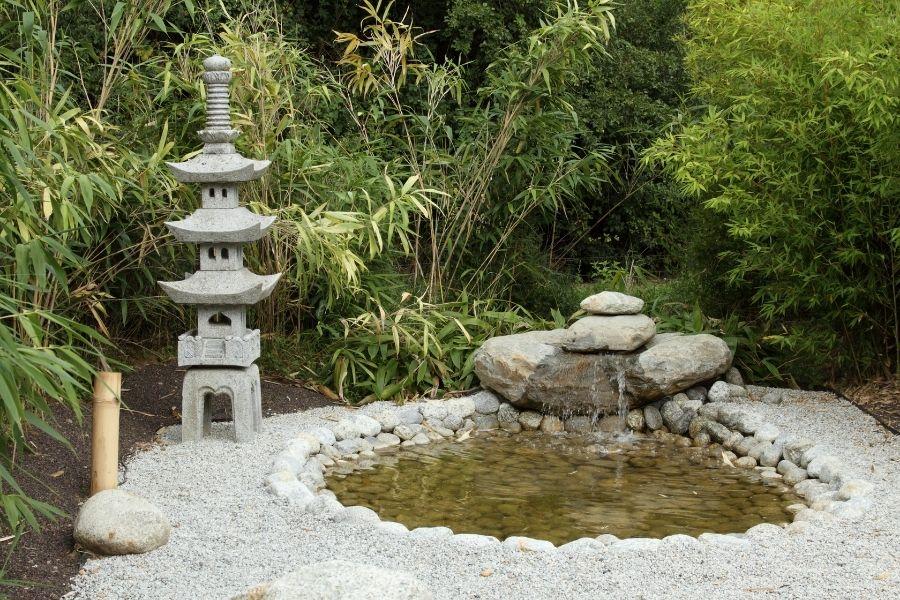 zen garden terrain